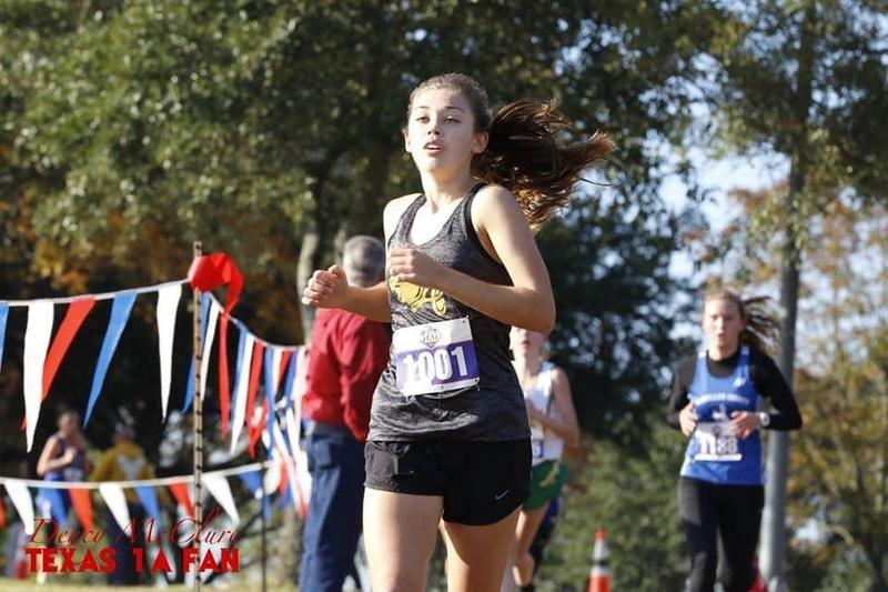 Congratulations to Sofi Stalker at the state cross country meet! Featured Photo