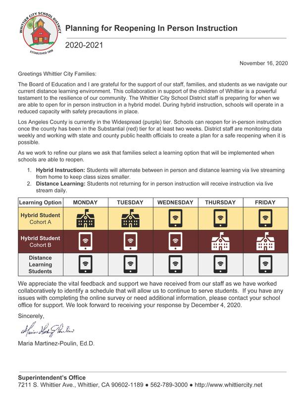 Survey Letter