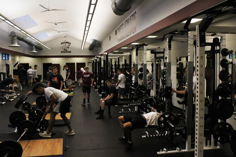 Strength and Conditioning Class Offered at AAHS Thumbnail Image