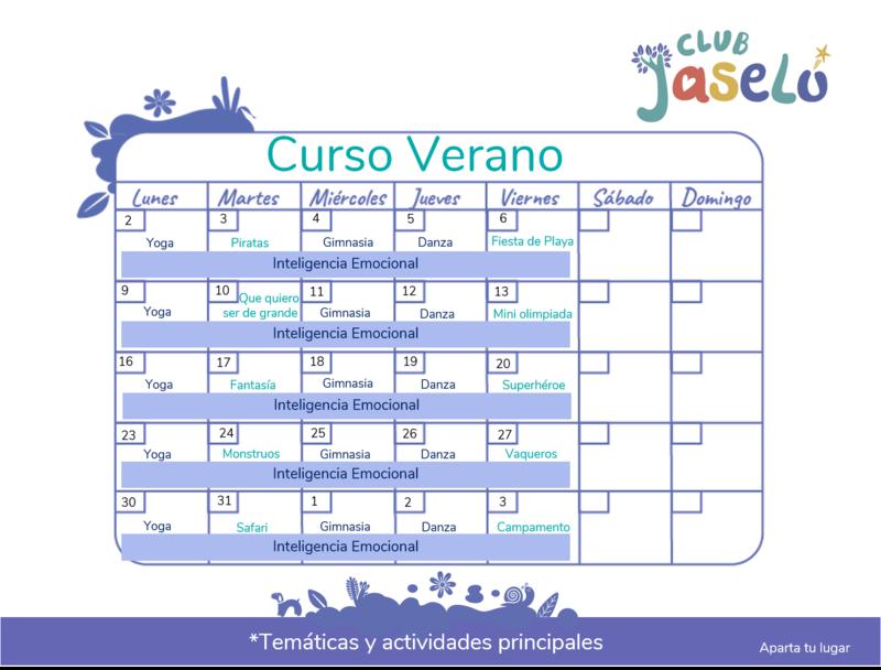 Programa Curso de Verano Featured Photo