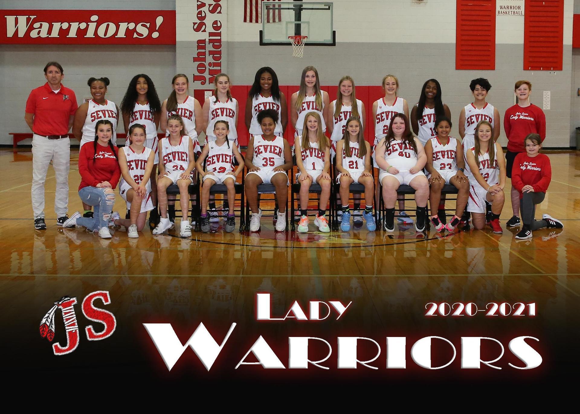 Girls Basketball 20-21