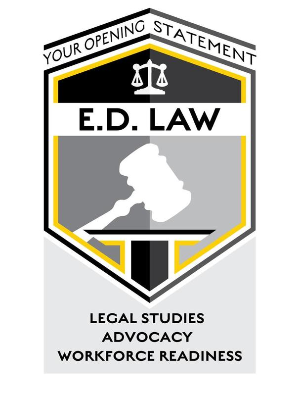 ED LAW Logo