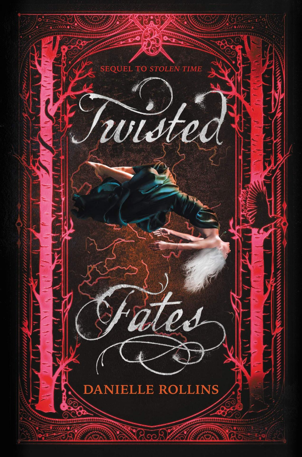Twisted Fates book cover
