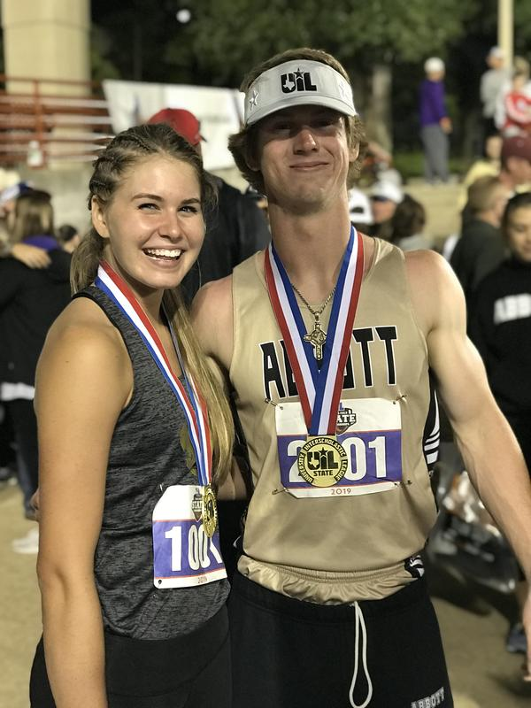 State Track Gold Medalists Featured Photo