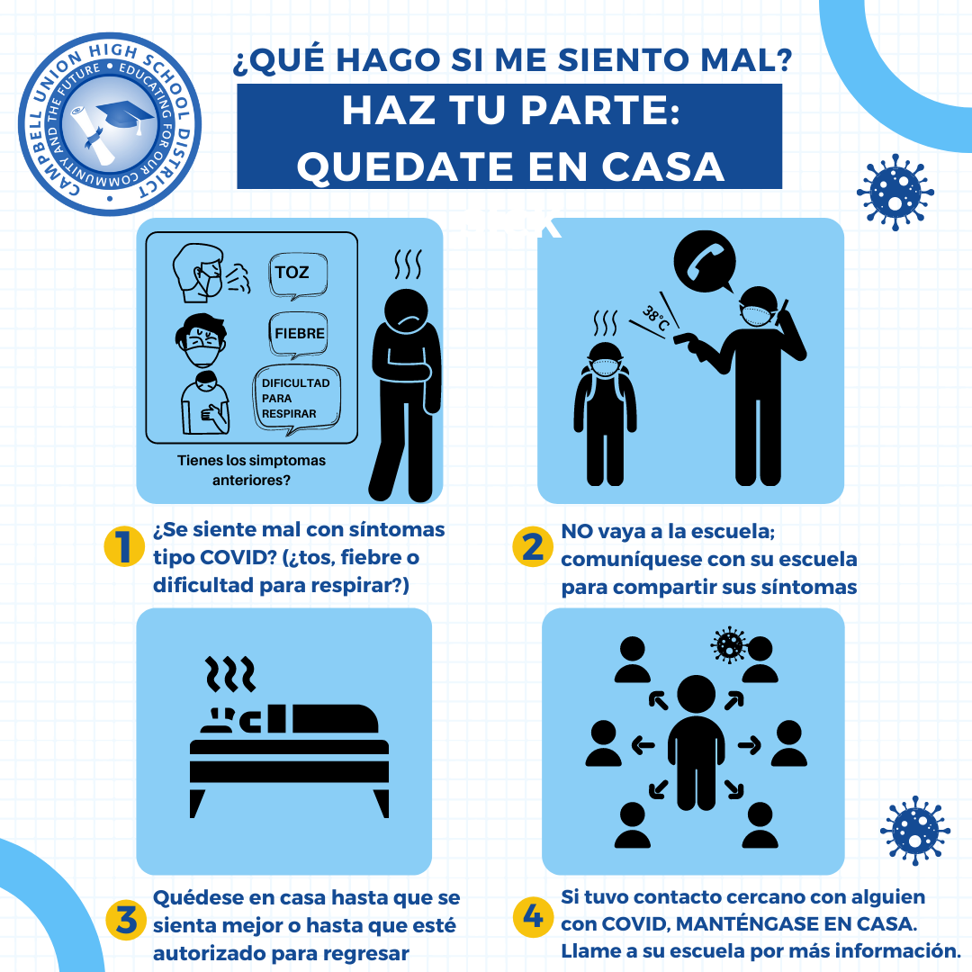 COVID safety protocols in spanish