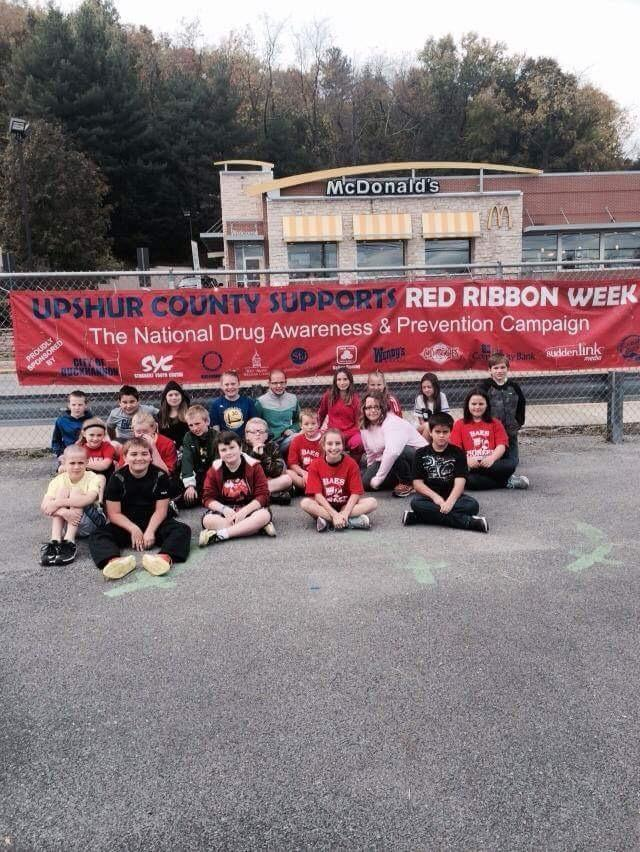 Mrs. Hoover's 5th Grade Red Ribbon Week