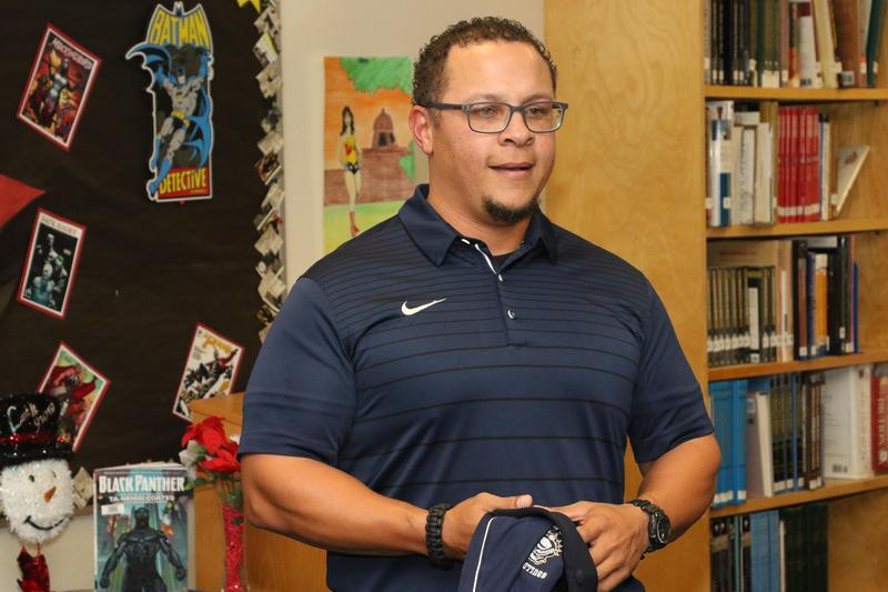 James Cain: New Head Football Coach at Golden Valley High School Thumbnail Image