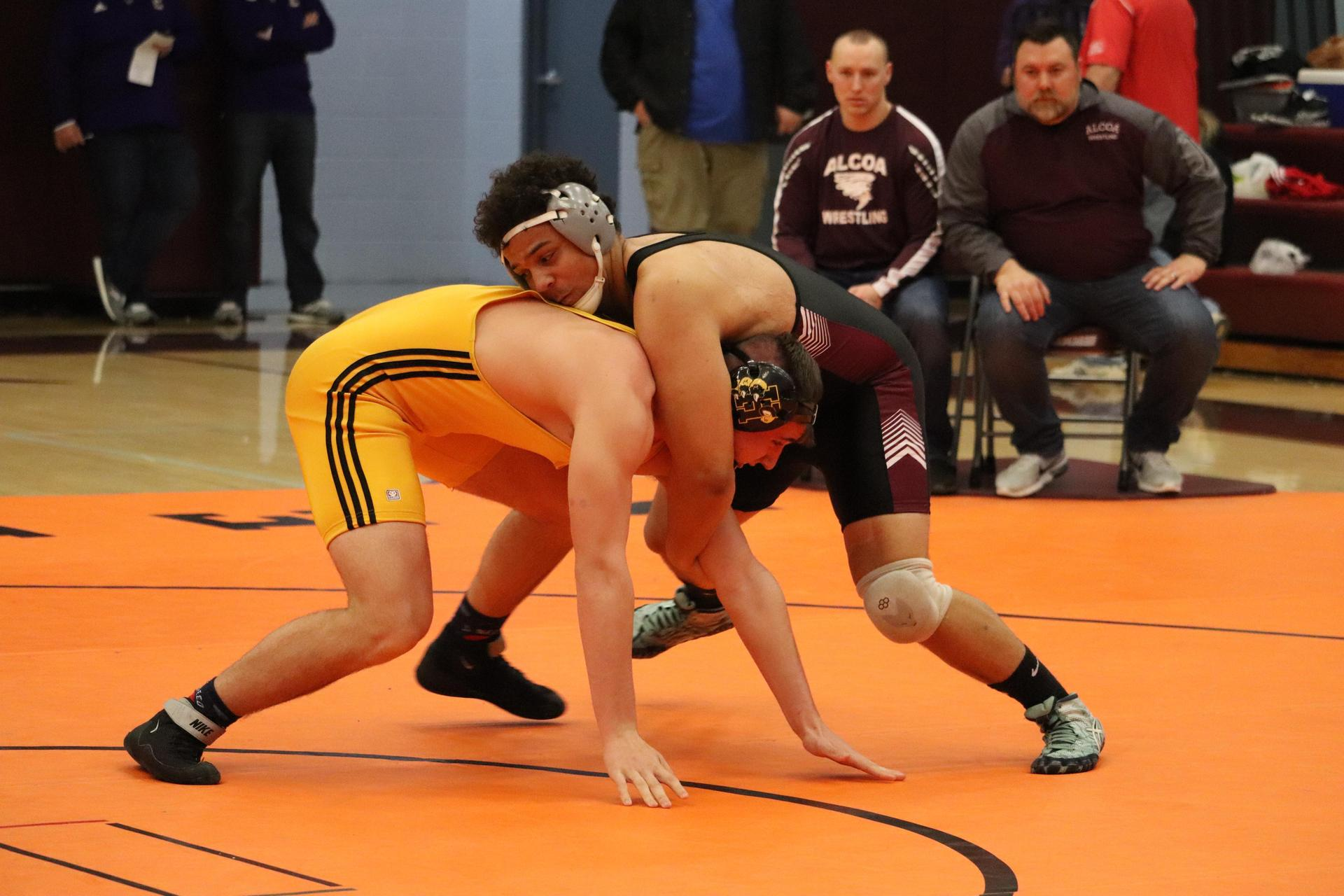 Noah Evans- 3rd Place A-AA 220