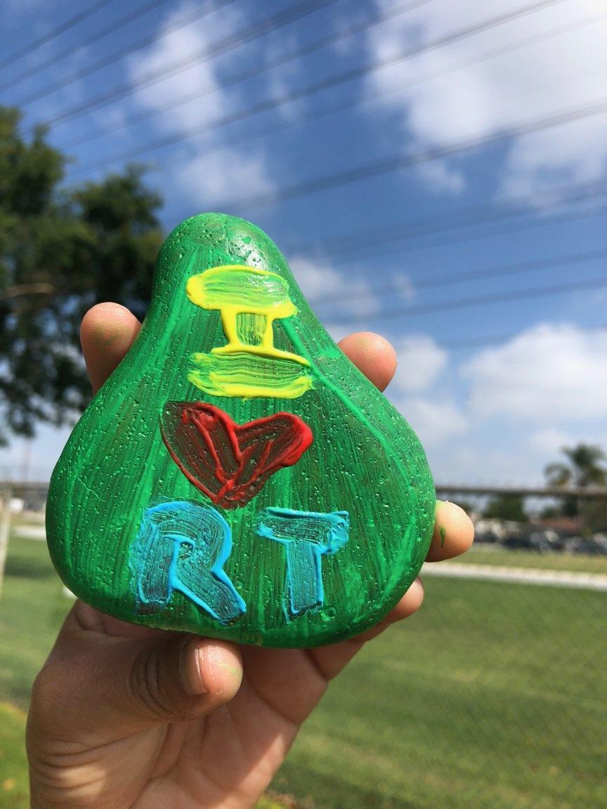I heart RT rock