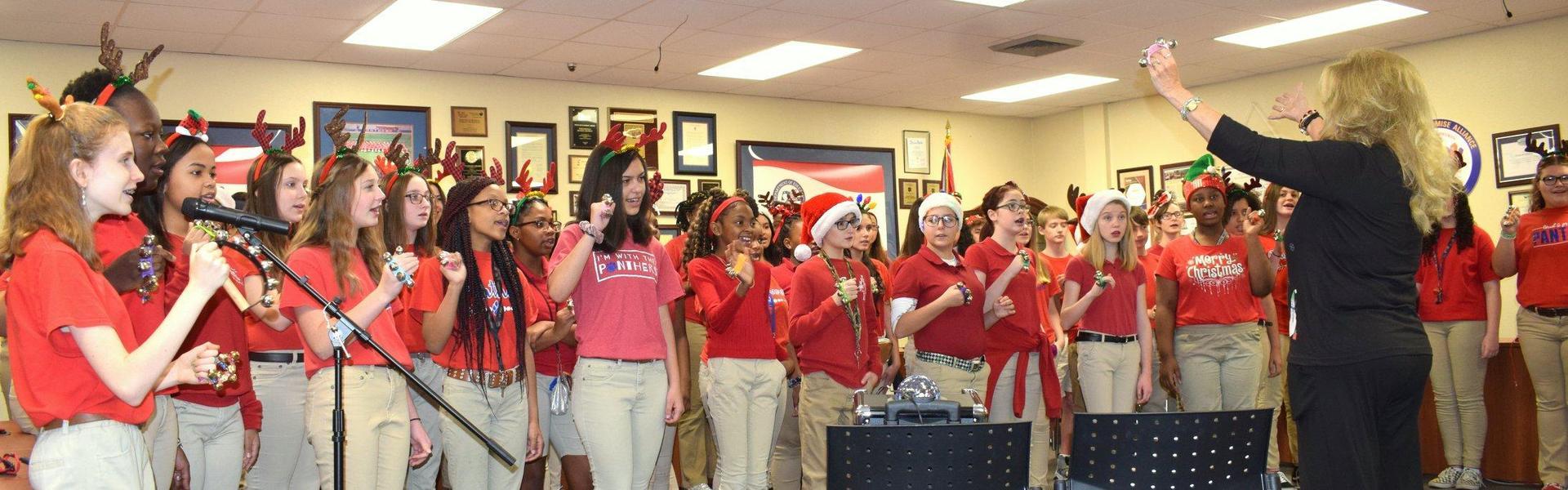 CMS Choir