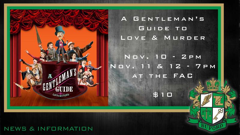 Fall Musical: A Gentleman's Guide to Love & Murder Featured Photo