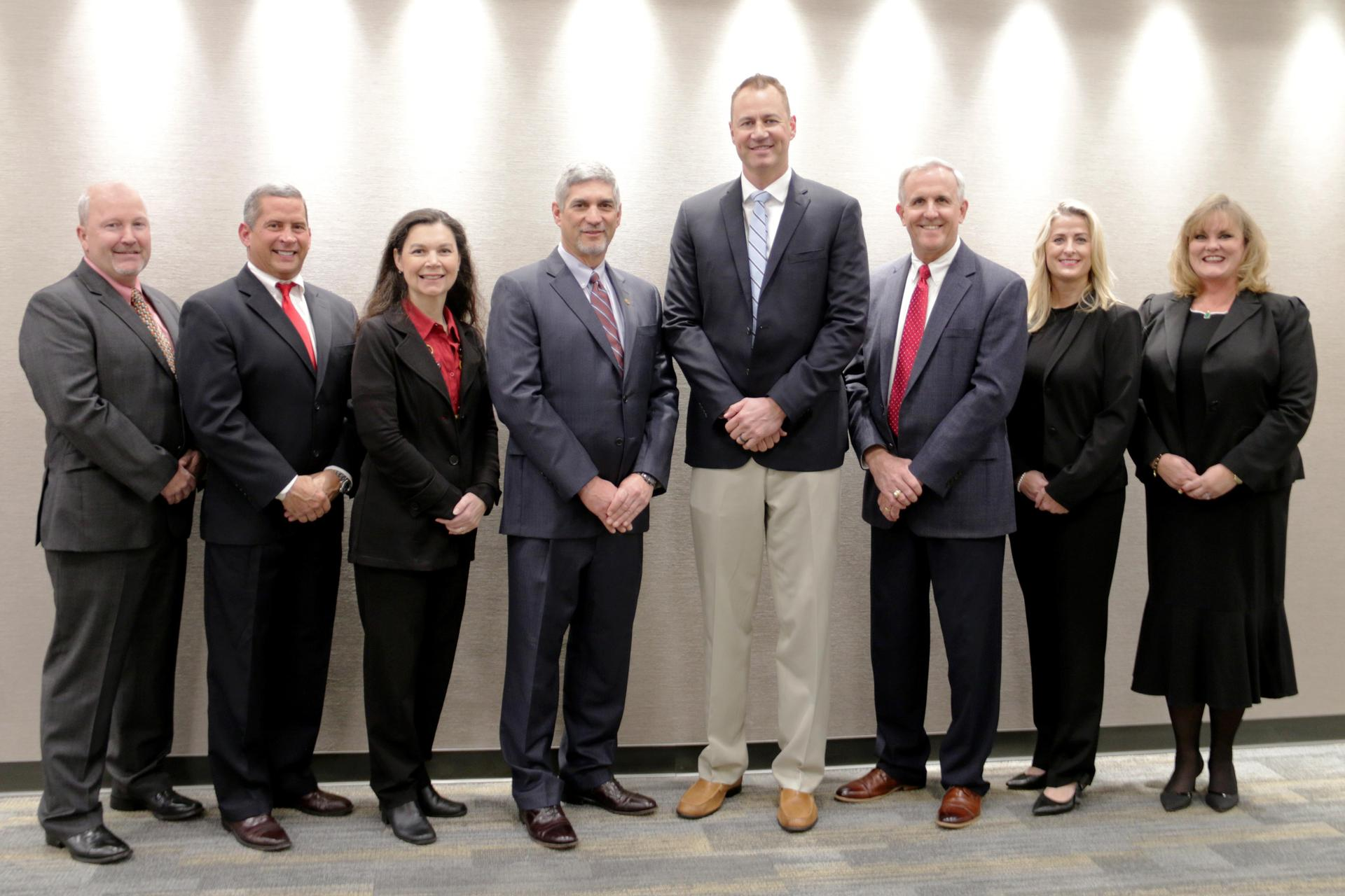 2020-2021 Magnolia ISD School Board