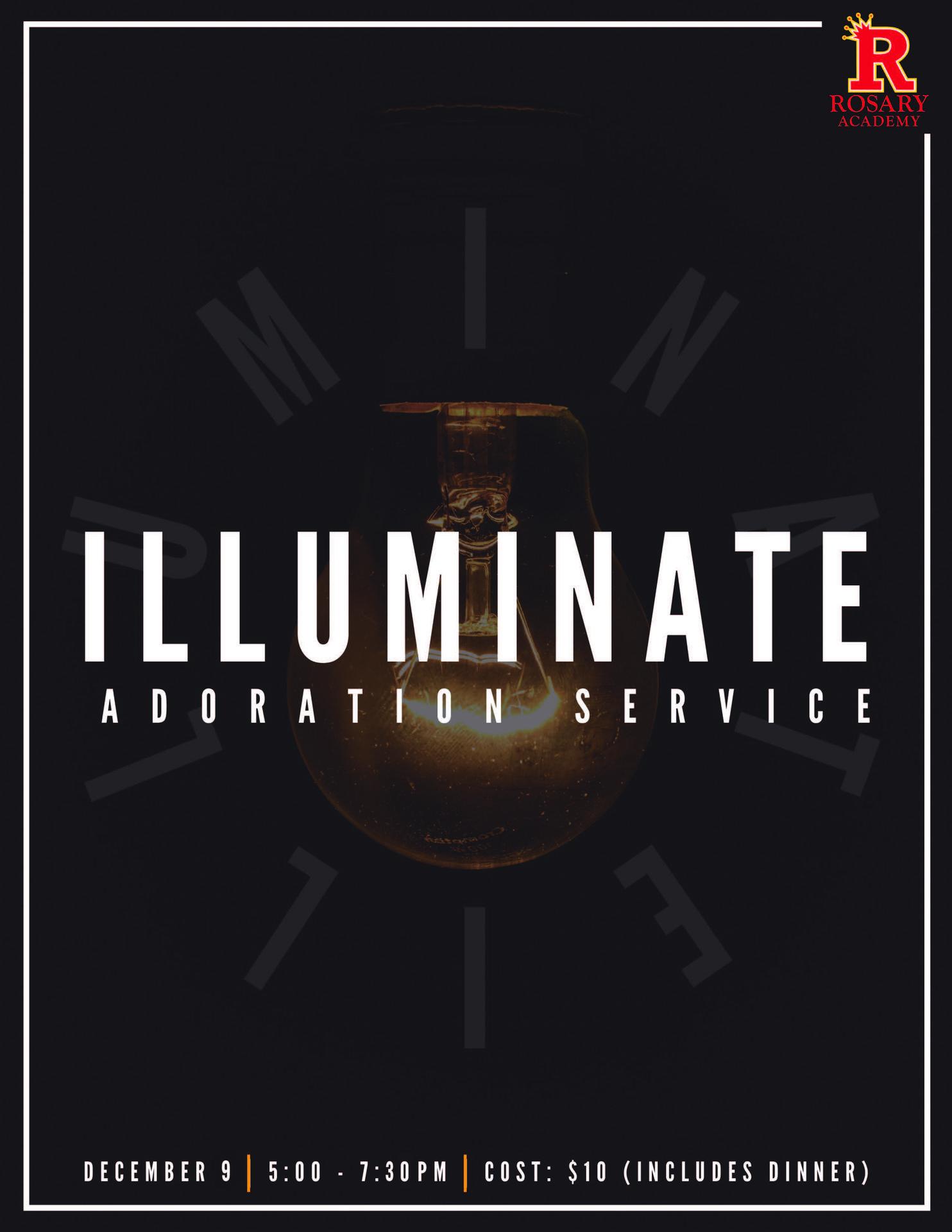 Illuminate Adoration Service