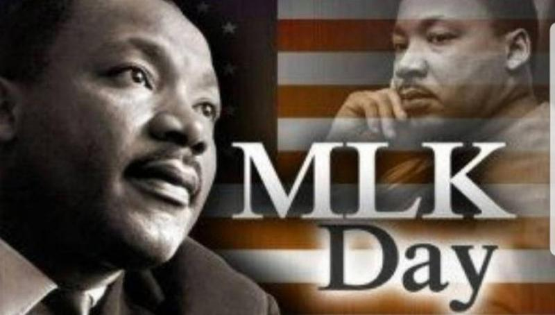 MLK Holiday - Monday,  January 21 - No School Featured Photo