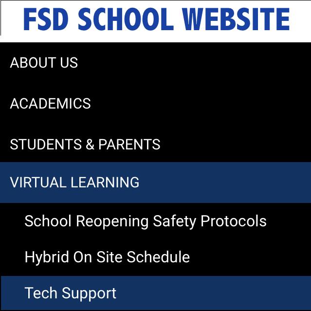 FSD Tech Support Link