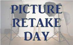 Picture Retakes & Senior Pictures