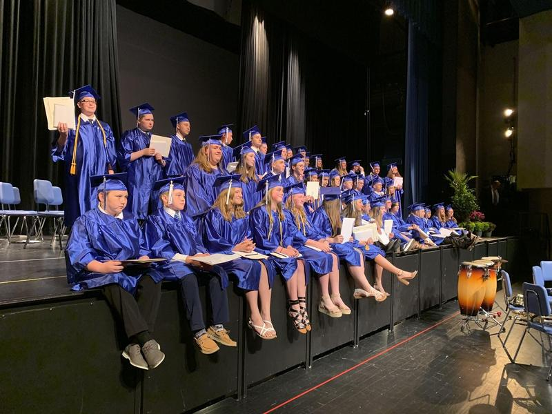 2019 8th Grade Graduation Thumbnail Image