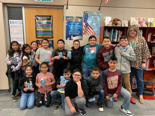Dr. Seuss Challenge 3rd grade winners