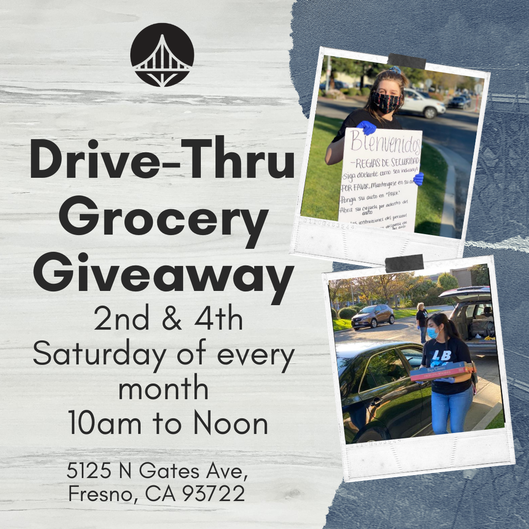 Drive-thru Grocery Giveaway