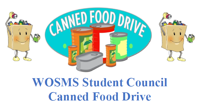 Canned Food Flyer
