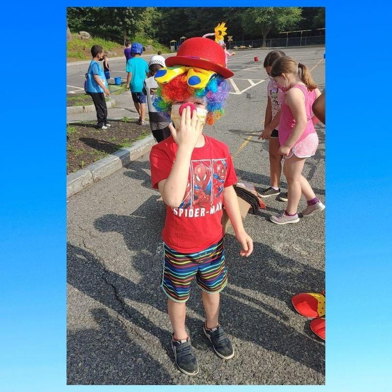 Students in the Eastford Road summer program