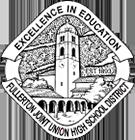 FJUHSD logo