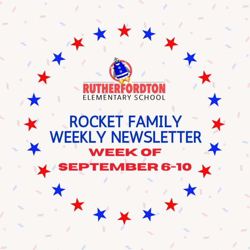 Rocket Family Weekly Update: September 6-10 Featured Photo