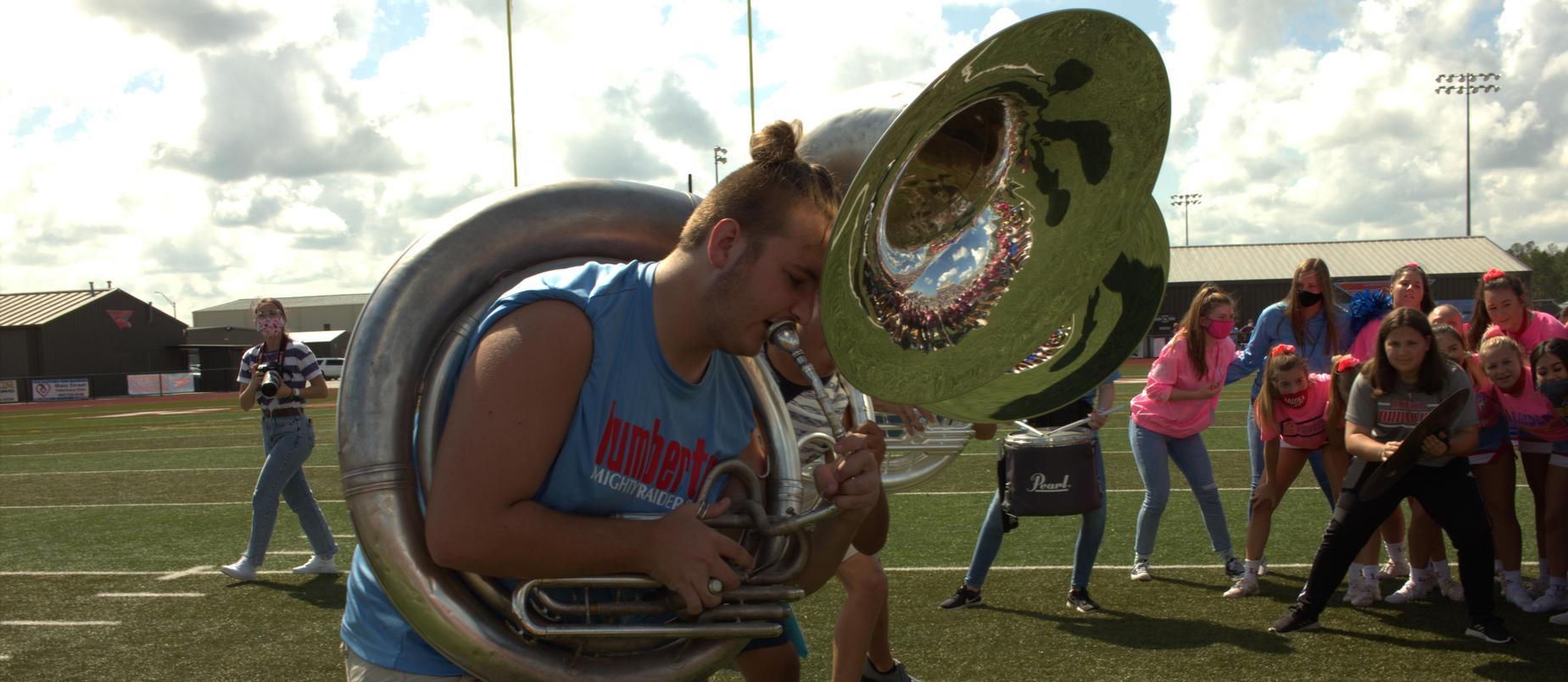 LHS Band Snake Pit