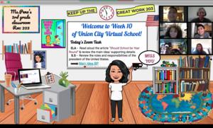 Ms. Penas Virtual Class Zoom