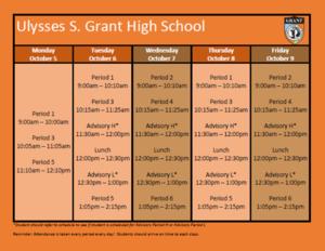 Weekly Schedule_October 5 - 9.png