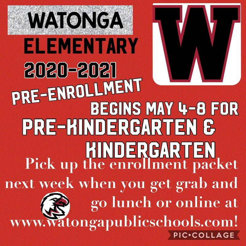 Elementary Pre-Enrollment (PreK and K ONLY) Featured Photo