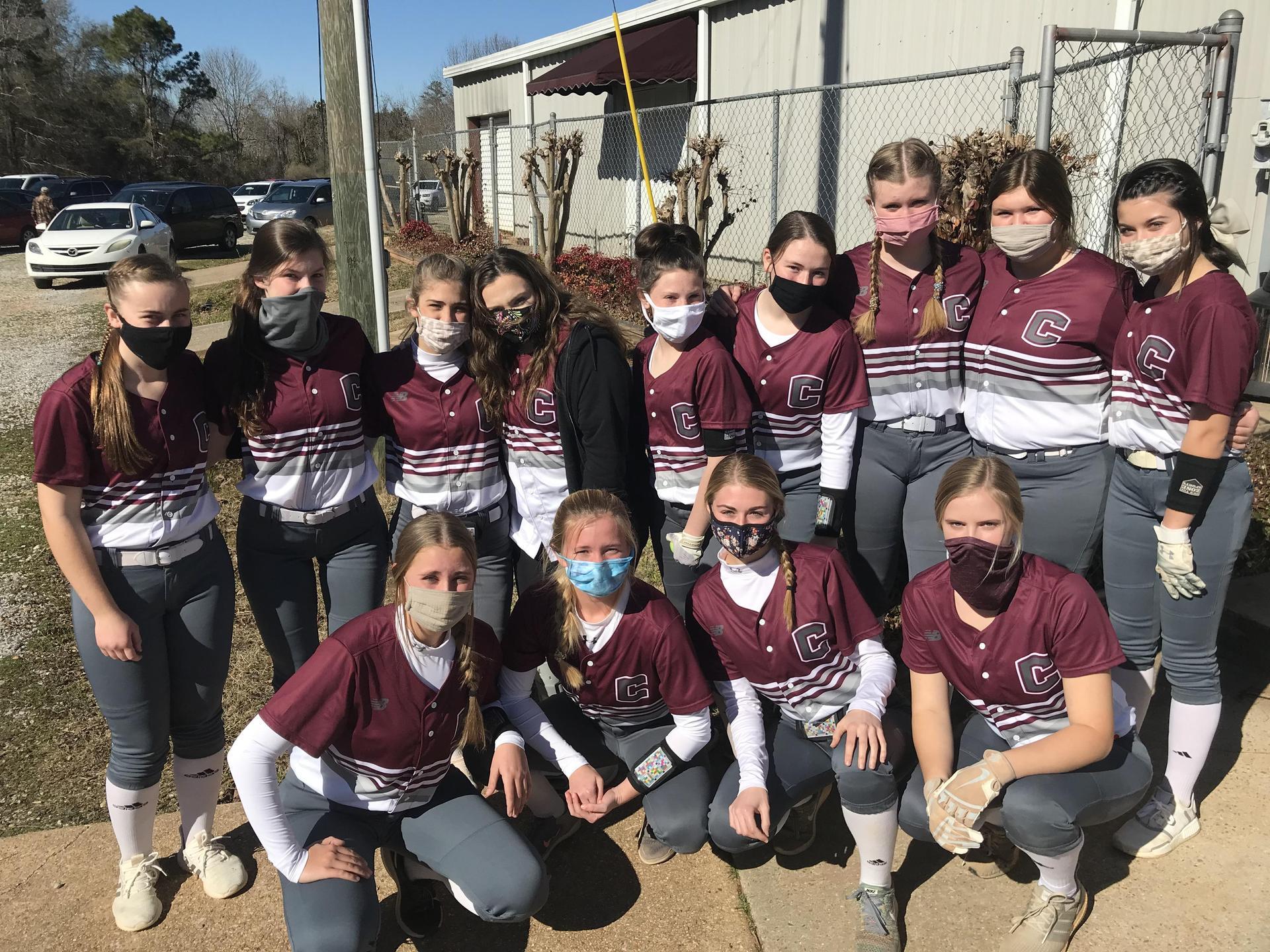 CHS Softball Team