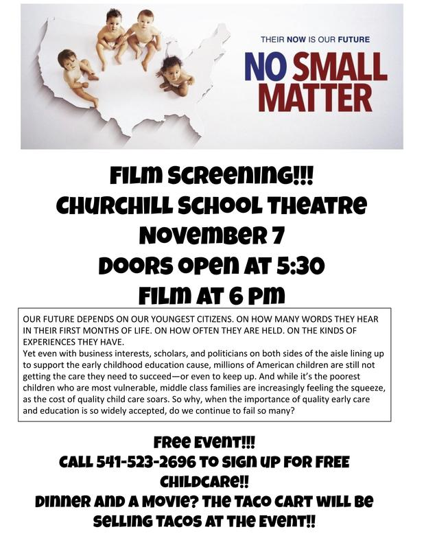 Free Viewing of the Film: No Small Matter Featured Photo