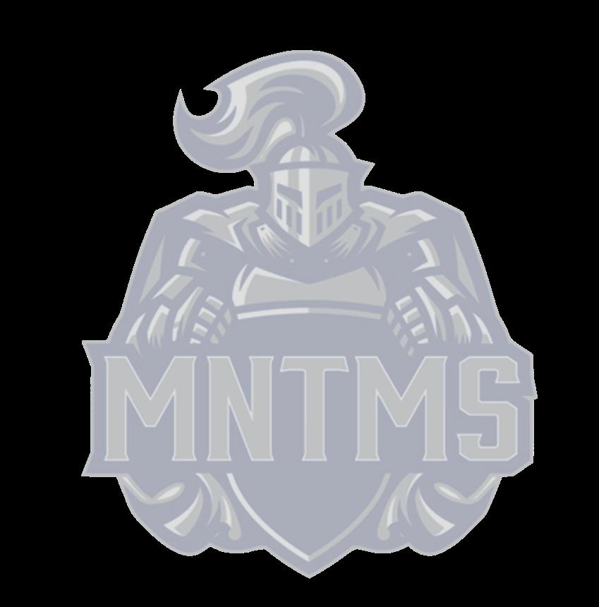 Manor New Tech Middle School Gladiator Logo