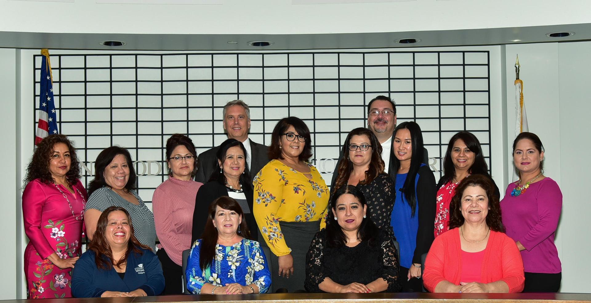 Human Resources Staff Photo