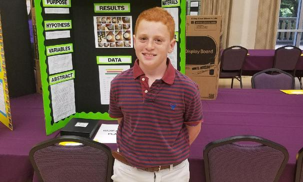 State Science Fair at LSU