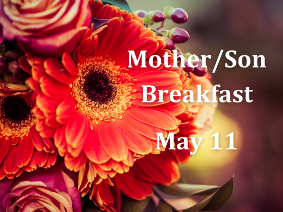 Mother Son Breakfast Featured Photo