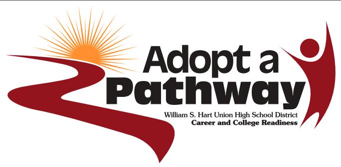 Adopt a path logo