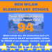 Milam earned a 94 scale score rating and all six distinctions from TEA!