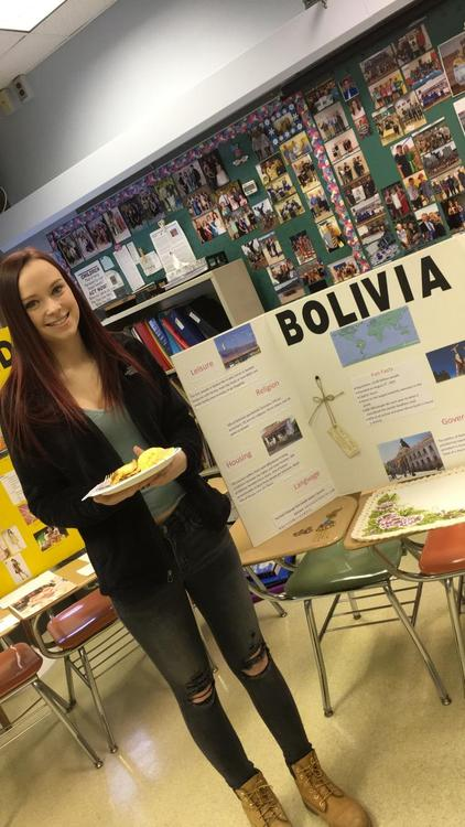 Study of Bolivia