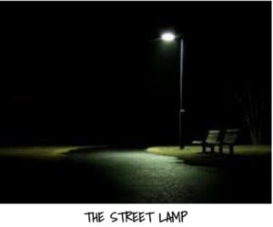 image of street lamp
