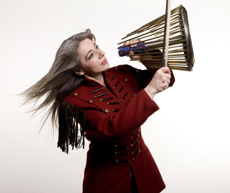 Dame Evelyn Glennie Featured Photo