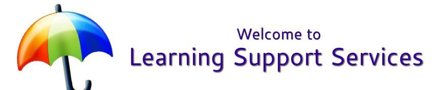 Learning Support Services Picture