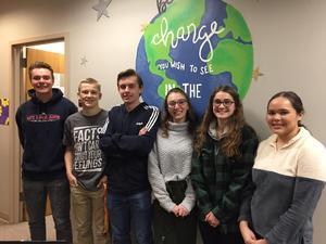 Mt. Spokane Spokane Scholars Nominees