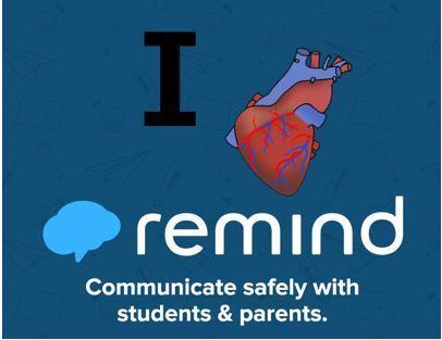 I HEART remind