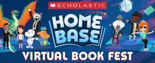 Scholastic Virtual Book Fest April 2nd Featured Photo