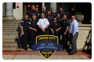 2017-2018 School Resource Officers