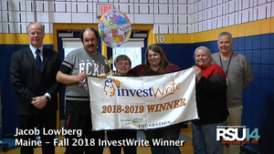 InvestWrite Winner Jacob Lowberg