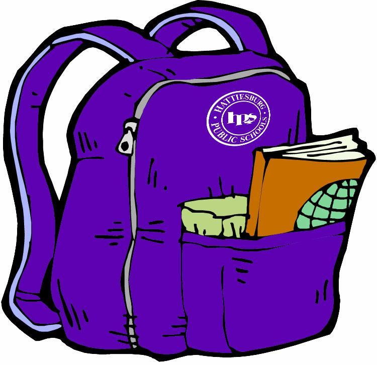 HPSD Logo Backpack