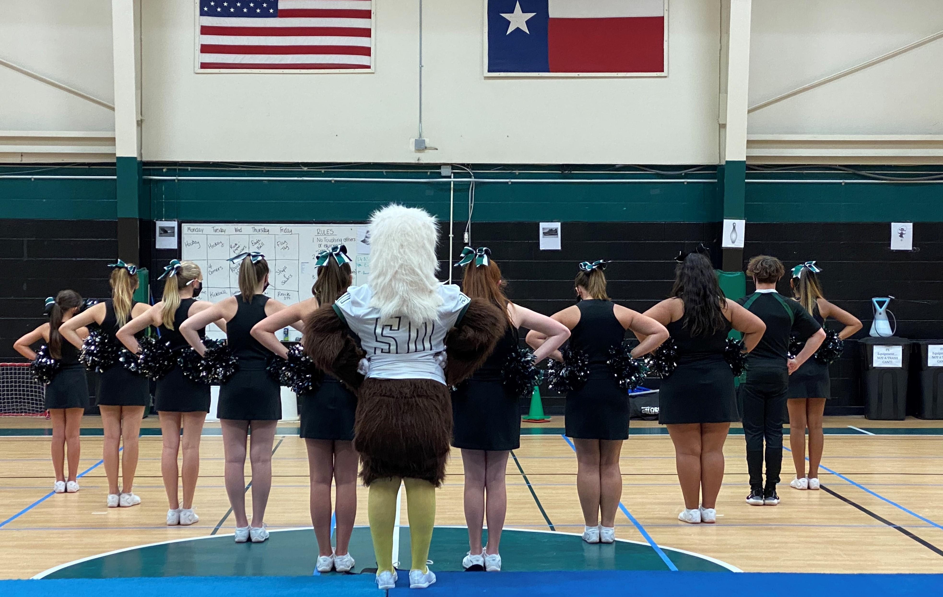 Cheerleading Tryout Information and Sign up Image